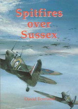 Spitfires over Sussex front cover